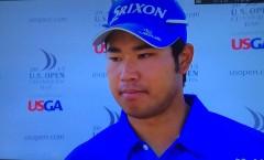 松山選手参戦の2015 全米オープン3日目結果
