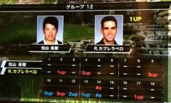 松山英樹選手参戦の2015-2016 WGCデルマッチプレー初日
