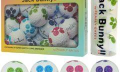 女性ゴルファーから可愛いと評判★パーリーゲイツのボール人気販売中♪