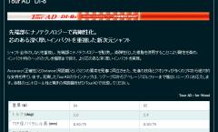 松山英樹選手のドライバーセッティング
