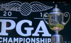 松山英樹選手参戦の2015-2016 全米プロゴルフ選手権 初日