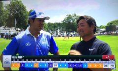 【メジャーを振り返る】松山英樹参戦の2017 全米プロゴルフ選手権 初日