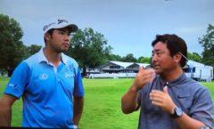 【メジャーを振り返る】松山英樹参戦の2017 全米プロゴルフ選手権 2日目